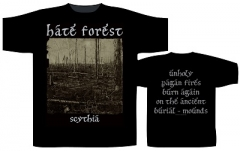 Hate Foreest - Scythia T-Shirt XL