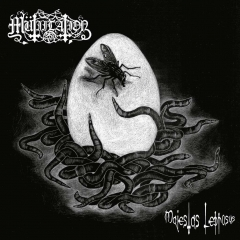 Mutiilation - Majestas Leprosus DigiCD