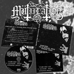Mutiilation - Remains of a Ruined, Dead, Cursed Soul DigiCD