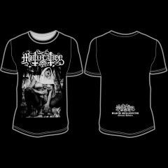 Mutiilation - Black Millenium - Grimly Reborn T-Shirt XL