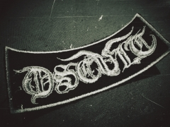 Oscult - Logo Patch