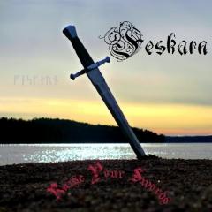 Feskarn - Raise your Swords CD