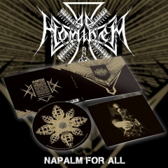 AD HOMINEM - Napalm for All Digipack CD