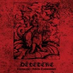 DELETERE - Theovorator: Babelis Testamentum CD