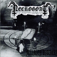 Necrogoat - Fullmoon Witchery MCD