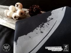 Andras - Reliquien... Silber Vinyl + Flagge