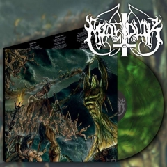MARDUK - Opus Nocturne Gatefold Green Galaxy Vinyl