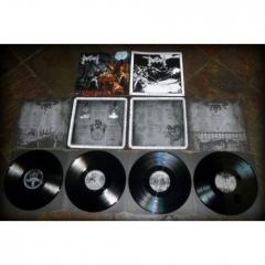 Moonblood - Blut & Krieg / Sob a Lua do Bode Gatefold Doppel Vinyl