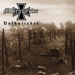 Minenwerfer - Volkslieder CD