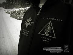 Acherontas - Amarta Zipper Size M
