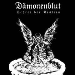 Dämonenblut - Schrei der Bestien CD