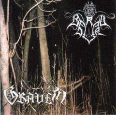 BARAD DÜR / GRAVEN - Split CD