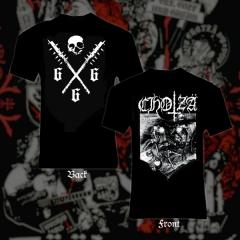 CHOTZÄ - Tüüfuswärk T-Shirt Size L