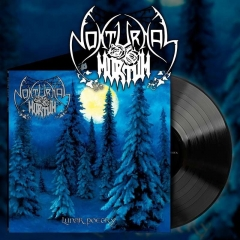 Nokturnal Mortum - Lunar Poetry Black Vinyl