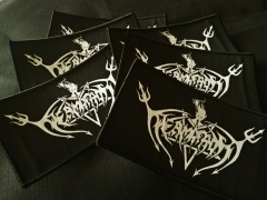 Permafrost - Logo Patch