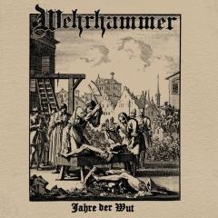 Wehrhammer - Jahre der Wut 4CD
