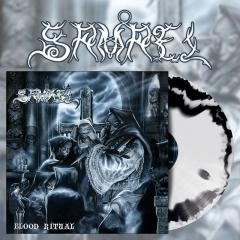 SAMAEL - Blood Ritual Swirl Vinyl