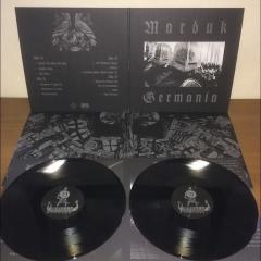 MARDUK - Germania Black Vinyl