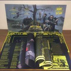 DENIAL OF GOD - The Horrors Of Satan Gatefold Doppel Vinyl