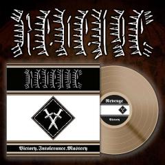 REVENGE - Victory Intolerance Mastery Bronze Vinyl