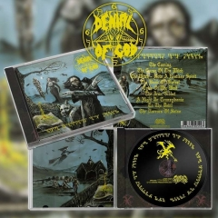 DENIAL OF GOD The Horrors Of Satan CD