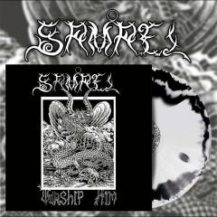 SAMAEL - Worship Him Swirl Vinyl