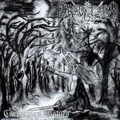 GRAVELAND - Carpathian Wolves Reheharsal & Bonus CD