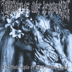 CRADLE OF FILTH - The Principle Of Evil Made Flesh CD