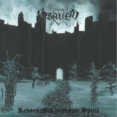 GRAVEN - Reborn Misanthropic Spirit CD