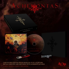 Acherontas - P S Y C H I C D E A T H - The Shattering of Perceptions - BOX