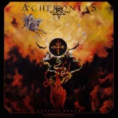 Acherontas - P S Y C H I C D E A T H - The Shattering of Perceptions - BOX