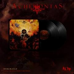 Acherontas - P S Y C H I C D E A T H - The Shattering of Perceptions Doppel Vinyl Colour