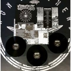 Fulgor - Mystical Black Magic Metal 1992-1994 3Vinyl Set (Black)