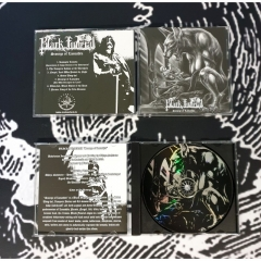 Black Funeral - Scourge of Lamashtu CD