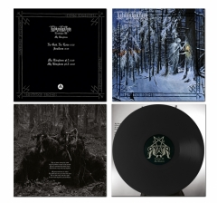 Kalmankantaja - Nostalgia II: My Kingdom black Vinyl