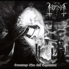 Horna - Envaatnags Eflos Solf Esgantaavne CD