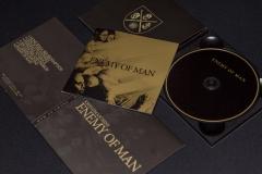 Kriegsmaschine - Enemy Of Man CD