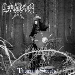 Graveland - Thousand Swords CD