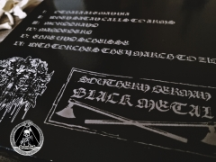Burkhartsvinter - Mordbrand / limitierte CD+Patch