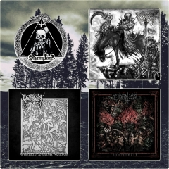 Burkhartsvinter, Wolfsblut & Chotzä - 3 CD Bundle