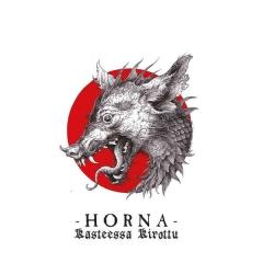 HORNA Kasteessa Kirottu CD