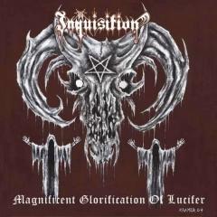 Inquisition - Magnificent Glorification Of Lucifer CD