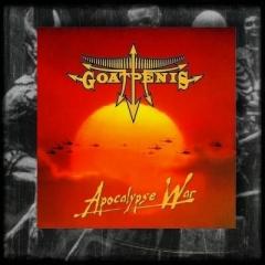 Goatpenis - Apocalypse War CDc