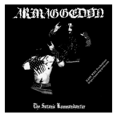 Armaggedon - The Satanic Kommandantur CD