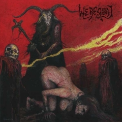 Weregoat - Slave Bitch of the Black Ram Master + Bonus Vinyl