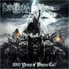 Graveland - 1050 Years Of Pagan Cult DigiCD