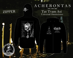 Acherontas - Tat Tvam Asi Zipper Size M