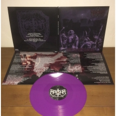 Marduk - Heaven Shall Burn...When We Are Gathered Purple Grimace Vinyl