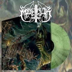 Marduk - Opus Nocturne Cockebootle Green & Black Marble Vinyl