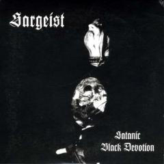 Sargeist - Satanic Black Devotion CD